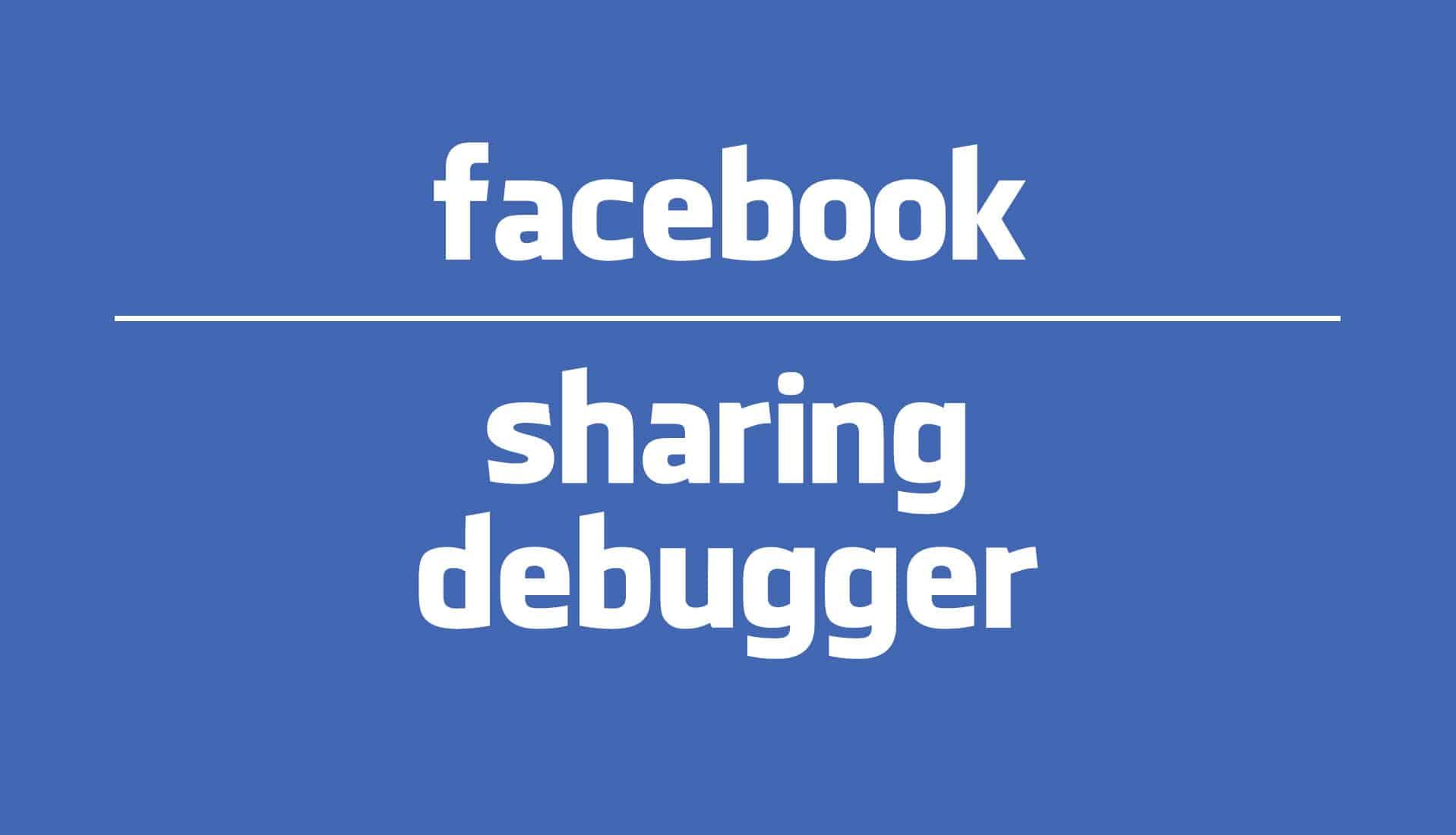 Facebook Sharing Debugger - ZSFD CZ
